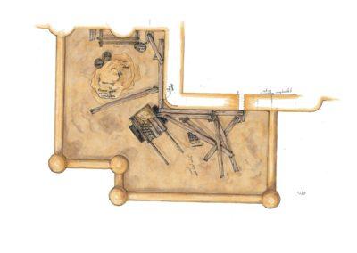 Sketch design Mongoose enclosure