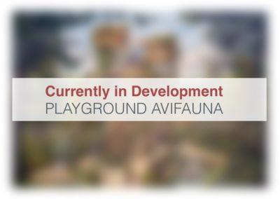 Playground Avifauna Alphen aan den Rijn