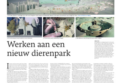 Developing a new Zoo for Emmen